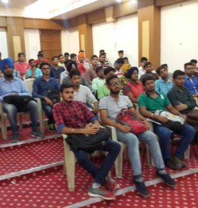 Informative Seminar on 'How to prepare for Competitive exams'