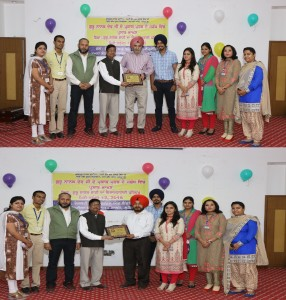 Extension Lecture on teachings of Guru Nanak Dev Ji at KLSD College