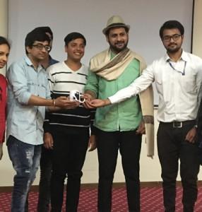 """Workshop on """"Management Skills"""" organised at Kamla Lohtia S.D. College,Ludhiana."""