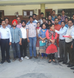 Excellent Results of Kamla Lohtia S.D. College students in Panjab University  Examination