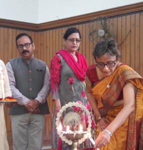 Vedic Declamation Contest at Kamla Lohtia S.D. College