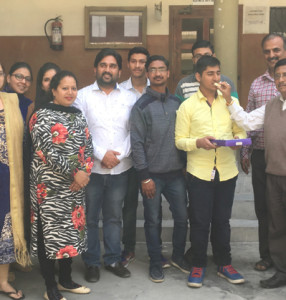 Kamla Lohtia S.D. College students excel in BCA 5th Semester results