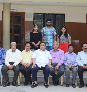 KLSD COLLEGE'S STUDENTS BAGGED TOP UNIVERSITY POSITIONS IN 1ST SEMESTER AND 3RD SEMESTER EXAMINATION