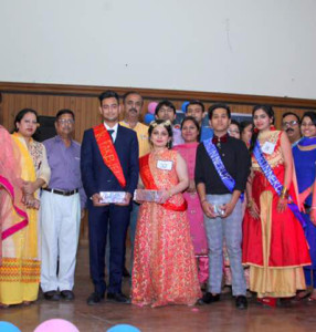 KLSD College bid adieu to BBA final year students
