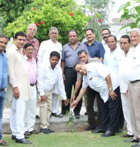Van Mahotsva celebrated at KLSD College, Ludhiana