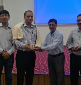 Induction lecture organized at Kamla Lohtia S.D. College, Ludhiana