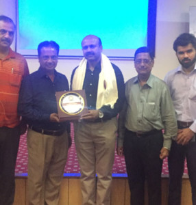 Interactive Session on GST Model Law organized at KLSD College