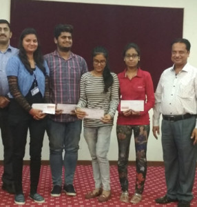 Celebration of Vigilance Awareness Week by Punjab National Bank at Kamla Lohtia S. D. College, Ludhiana