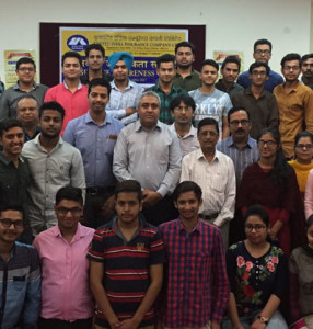 Celebrations of Vigilance Awareness Week by United India Insurance Co. Ltd. at Kamla Lohtia S. D. College, Ludhiana