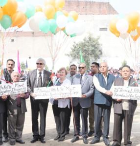 25th Annual Athletic Meet at Kamla Lohtia S.D. College, Ludhiana