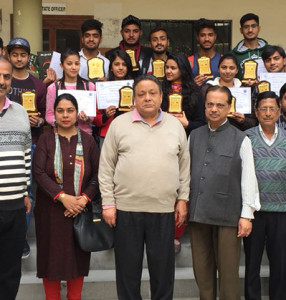 Kamla Lohtia S. D. College Students excelin Co-curricular activities held at  various institutions