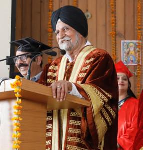 Kamla Lohtia S.D. College, Ludhiana hold its Annual Convocation