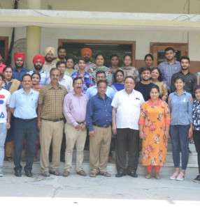 B.Com 6th Semester students of Kamla Lohtia S.D. College excel in Panjab University Examination