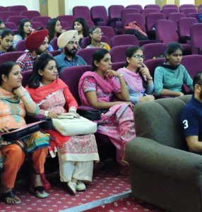 Inter College Quiz Contest 'QUIZPHILIC' organized at Kamla Lohtia S.D. College Ludhiana