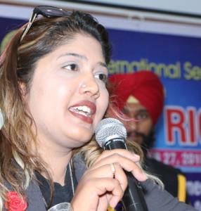 International Seminar on 'Human Rights' organised at Kamla Lohtia S.D. College